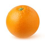 Orange  isolated on a white background. - 157552855