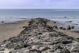 ebbe am strand von norddeich