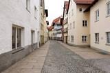 Gasse in der Altstadt von Füssen