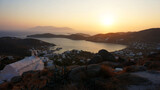 Photo of picturesque island of Ios on a summer morning, Cyclades, Greece