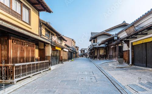 Papiers peints Kyoto 古都京都 東山の町並み