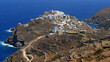 Photo of picturesque island of Sifnos on a summer morning, Cyclades, Greece - 157690600