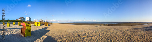 Foto op Plexiglas Noordzee Cuxhaven