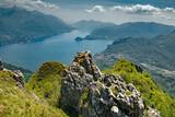 Lago di Como dal pizzo Coppa - Italy - 157759062