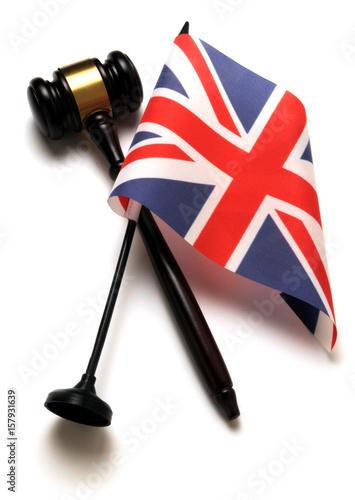 Flag of the United Kingdom Bandera del Reino Unido علم المملكة المتحدة Quốc kỳ V Poster