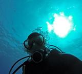 man diver