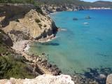 Ibiza island landscape