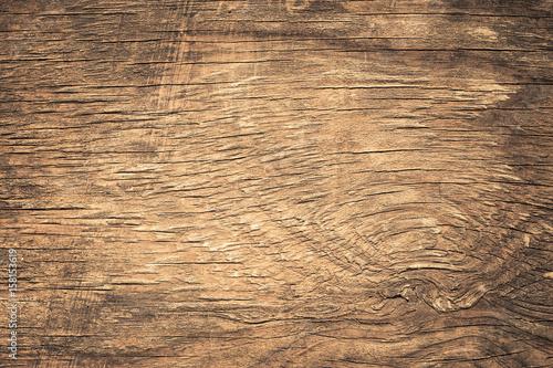 Tuinposter Hout Old grunge dark textured wood background