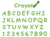Crayon_Message_Frame_2_Black