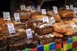 Breads and Pies For Sale at the Temple Bar Food Marketin Dublin - 158219656