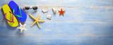Summer banner, holidays, vacation - 158220098
