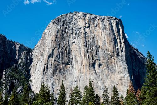 El Capitan Yosemite Valley National Park Poster