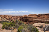 Arches National Park near Moab in Utah