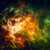 Nebula. Elements of this image furnished by NASA