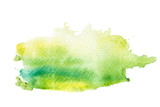 Abstract watercolor brush stroke background. - 158340479