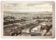 vista di Parigi vintage