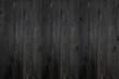 black wooden plank texture background. - 158384032
