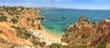 Beach Praia do Camilo near Lagos, Algarve Portugal - 158386615