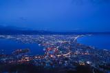 【北海道】函館の夜景 トワイライト