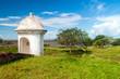 Quadro Small tower at St. Joseph (Sao Jose) fortress in Macapa, Brazil
