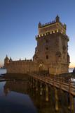 Belem Tower - Lisbon - Portugal poster