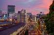 Япони�. Вечерный Токио.