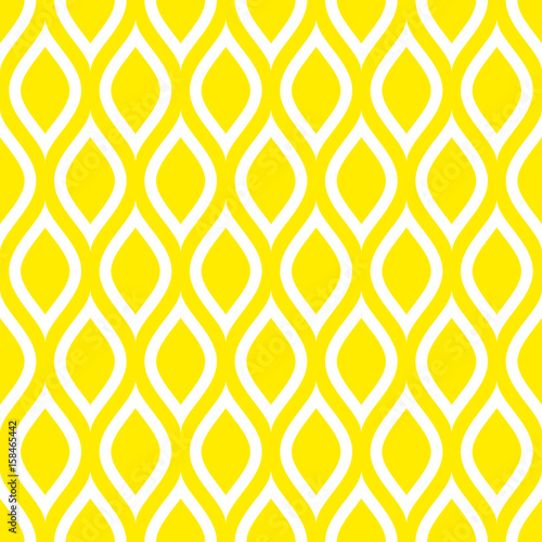 Abstract Retro Seamless Pattern Lemons - 158465442