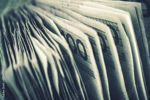 Plenty of Polish Zloty Banknotes