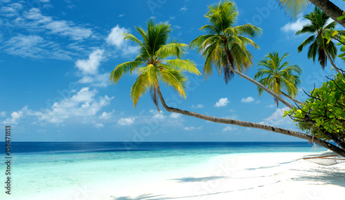 Foto op Canvas Tropical strand Traumstrand