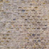 pattern of an old brick wall