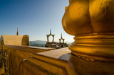White big buddha statue