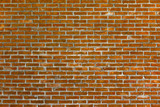 Pattern of old brick wall for background and textured, Seamless dirty brick wall background