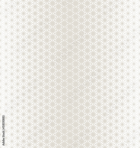 sacred geometry halftone triangle graphic pattern print - 158510883