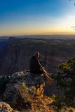 Working at the Grand Canyon