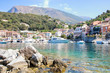 the little port  of Maratea