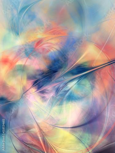 kolorowy-cyfrowy-abstrakcjonistyczny-obraz-rozmyci-ksztalty