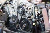 Automotor in der Werkstatt - 158577839