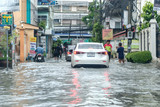 Heavy rains flood parts of Bangkok, more expected