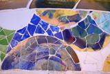 Beautiful tile art