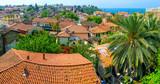 Antalya from the hill