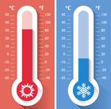 Termometro, temperat...