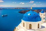 Landscape Santorini Island, Cyclades, Greece