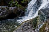Waterfall close-up