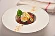 Poached Egg with Potato and Tomato - 158674013