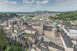 Beautiful old City from aerial view - Salzburg, Austria - 158678850