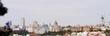 Panoramic view of Madrid
