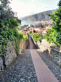 Stradina Cinque Terre riviera ligure