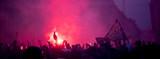 Tifosi di calcio festeggiano la vittoria - 158745811