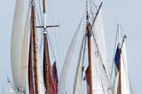 voilles de vieux gréement breton