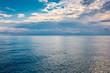 Mediterranean Sea. Evening. Belek. Turkey